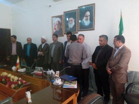 تجلیل از آزادگان سرافراز شهرستان پلدختر