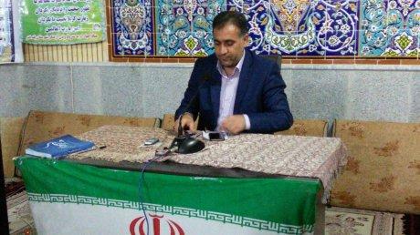 دومین جلسه پرسش و پاسخ و حقوق شهروندی در منطقه کوی بسیجیان