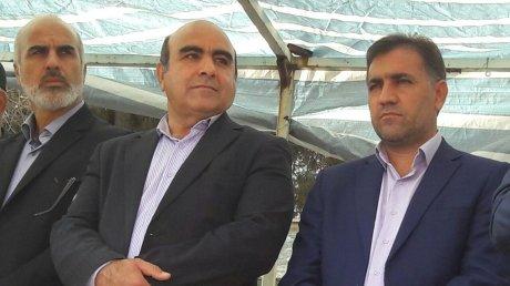 حضور پرسنل شهرداری و اعضای شورای شهر در راهپیمایی سیزده آبان