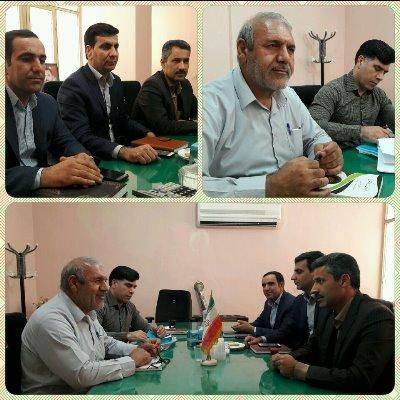 جلسه انتخاب ریاست شورای اسلامی شهر پلدختر