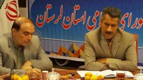 غلامرضا نصیری رئیس شورای اسلامی استان :  برای دریافت طلب ها بین سه دستگاه علوم پزشکی ،شهرداری و تامین اجتماعی در پلدختر تهاتر انجام گیرد